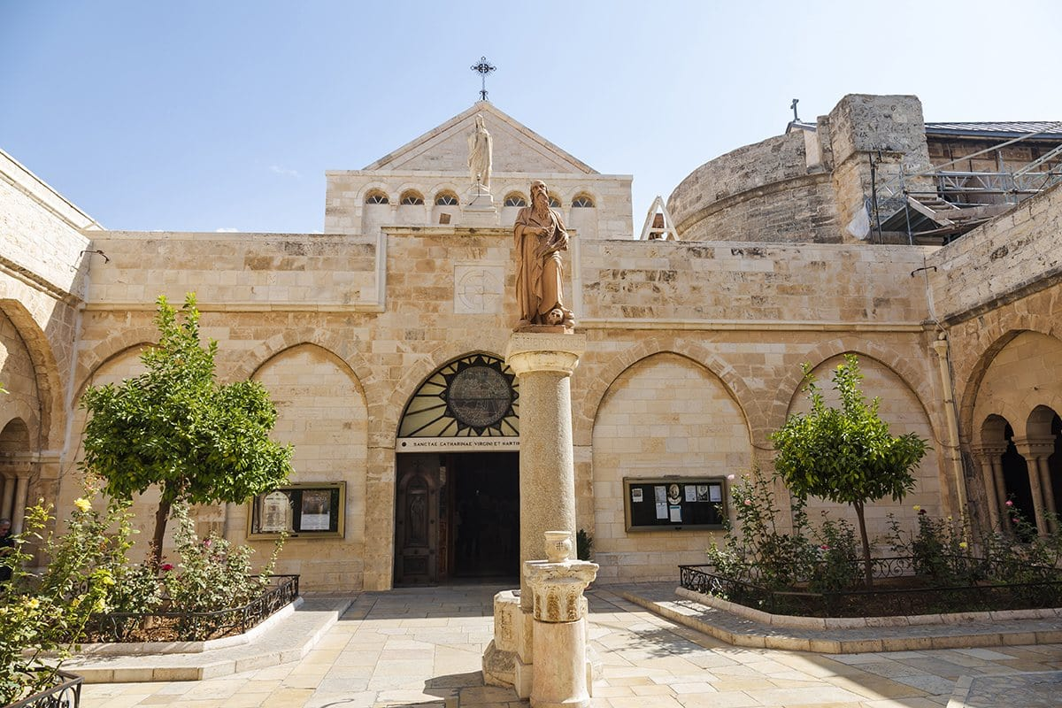 PRIVATE TOUR GUIDE BETHLEEM